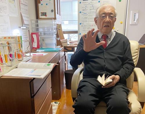 藤田教授に 新型コロナのことを聞いてみた
